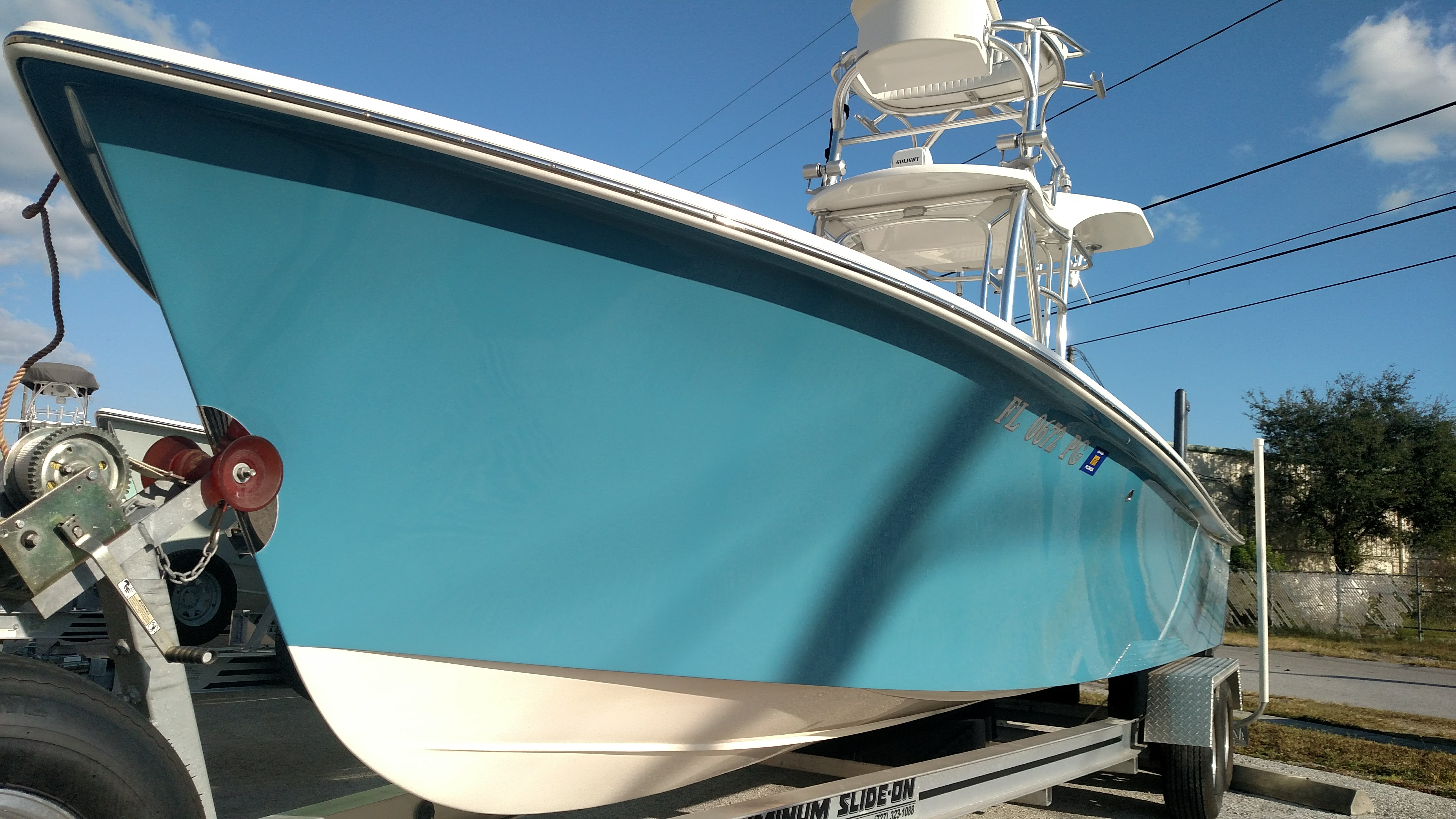 2012 Gause Built 26 - SOLD
