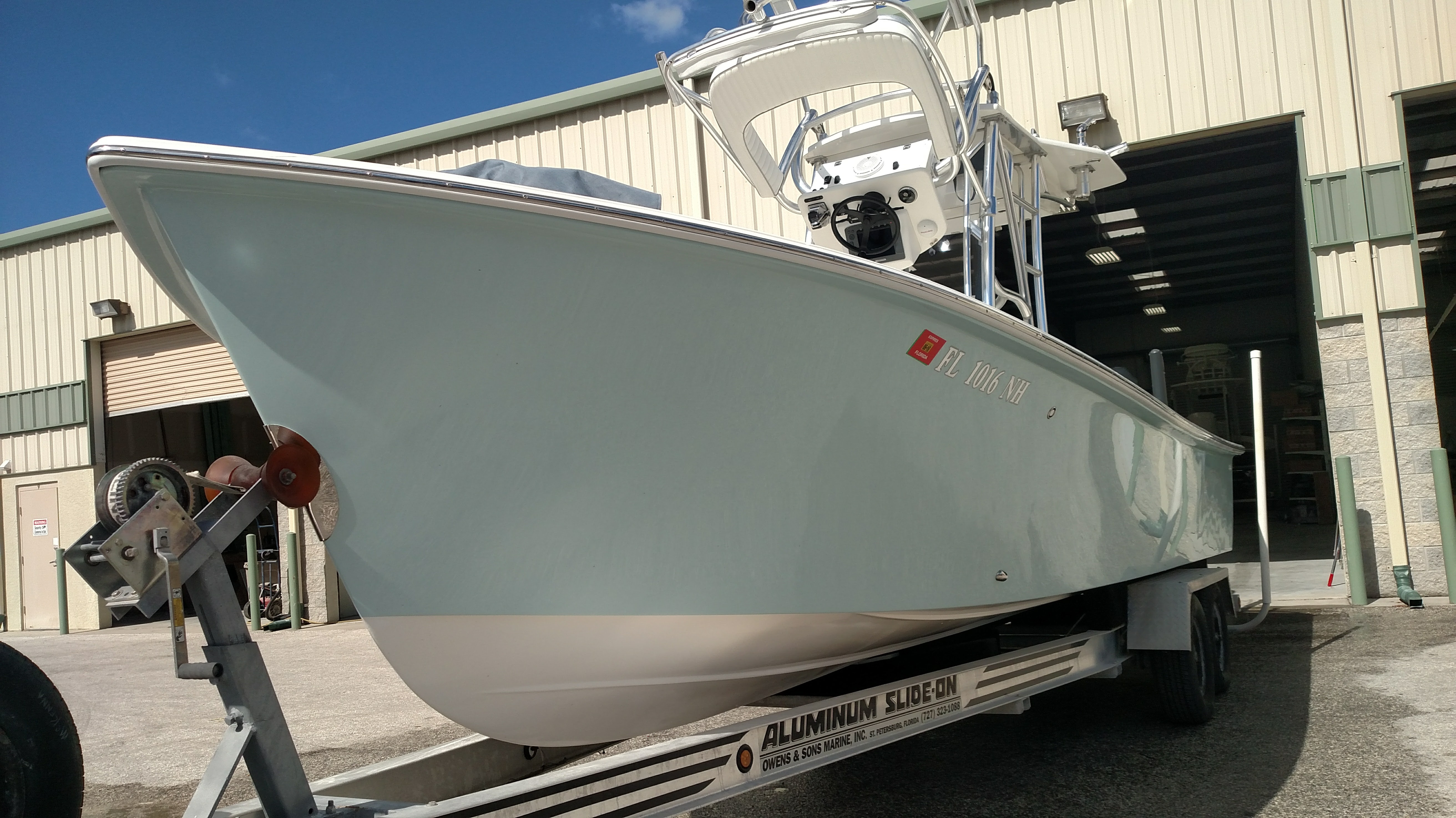 2007 Gause Built 26 - SOLD - Gause Built Boats